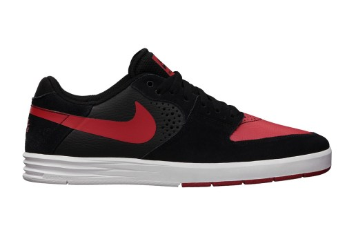 Nike SB Paul Rodriguez 7 Black/University Red-White
