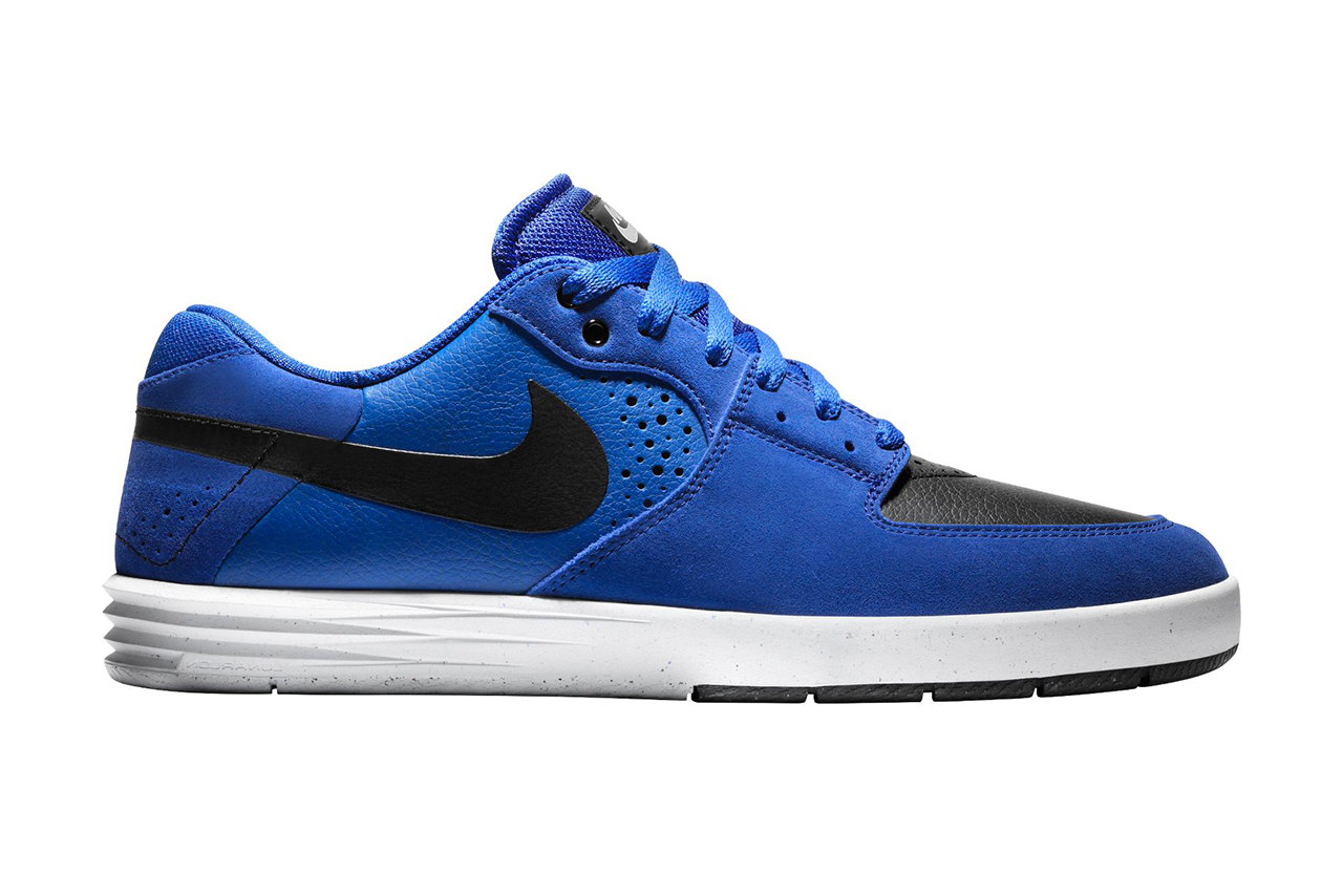 nike sb paul rodriguez 7 game royal black white