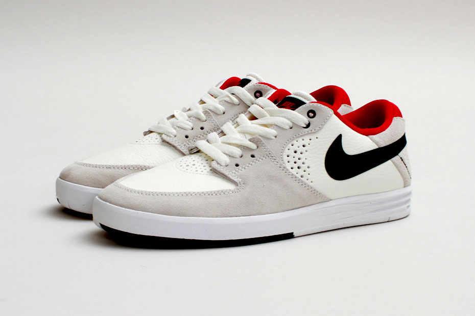 Nike SB Paul Rodriguez 7 University Red