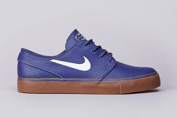 "Nike SB Zoom Stefan Janoski ""Blue Recall"""