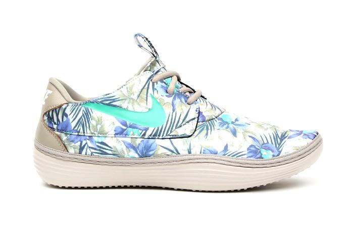 """Nike Solarsoft Moccasin SP """"Floral"""""""