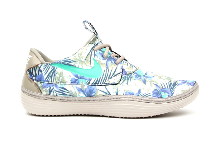 "Nike Solarsoft Moccasin SP ""Floral"""