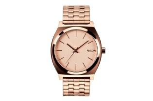 Nixon Time Teller Rose Gold