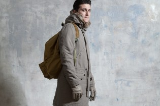 "nonnative 2013 Fall/Winter ""Wrecking Walls"" Lookbook"