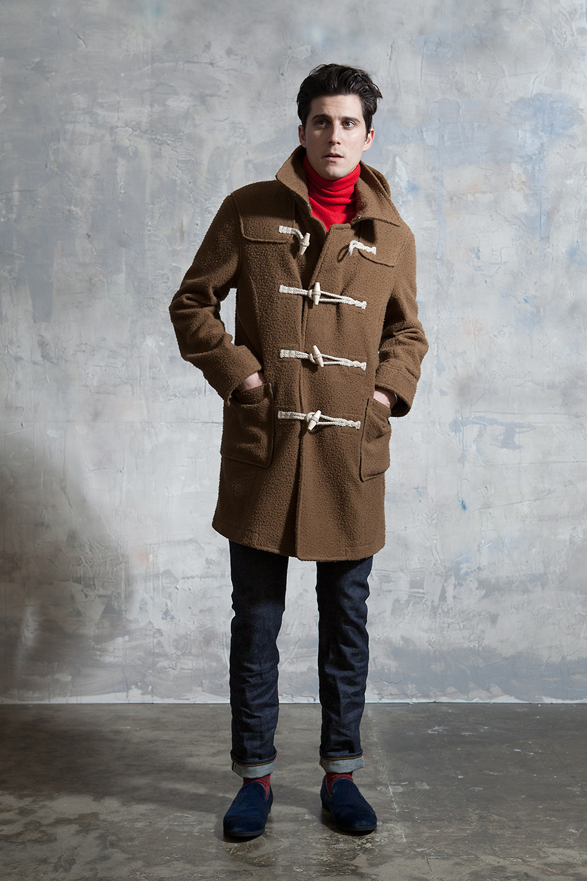 nonnative fall winter 2013 wrecking walls lookbook