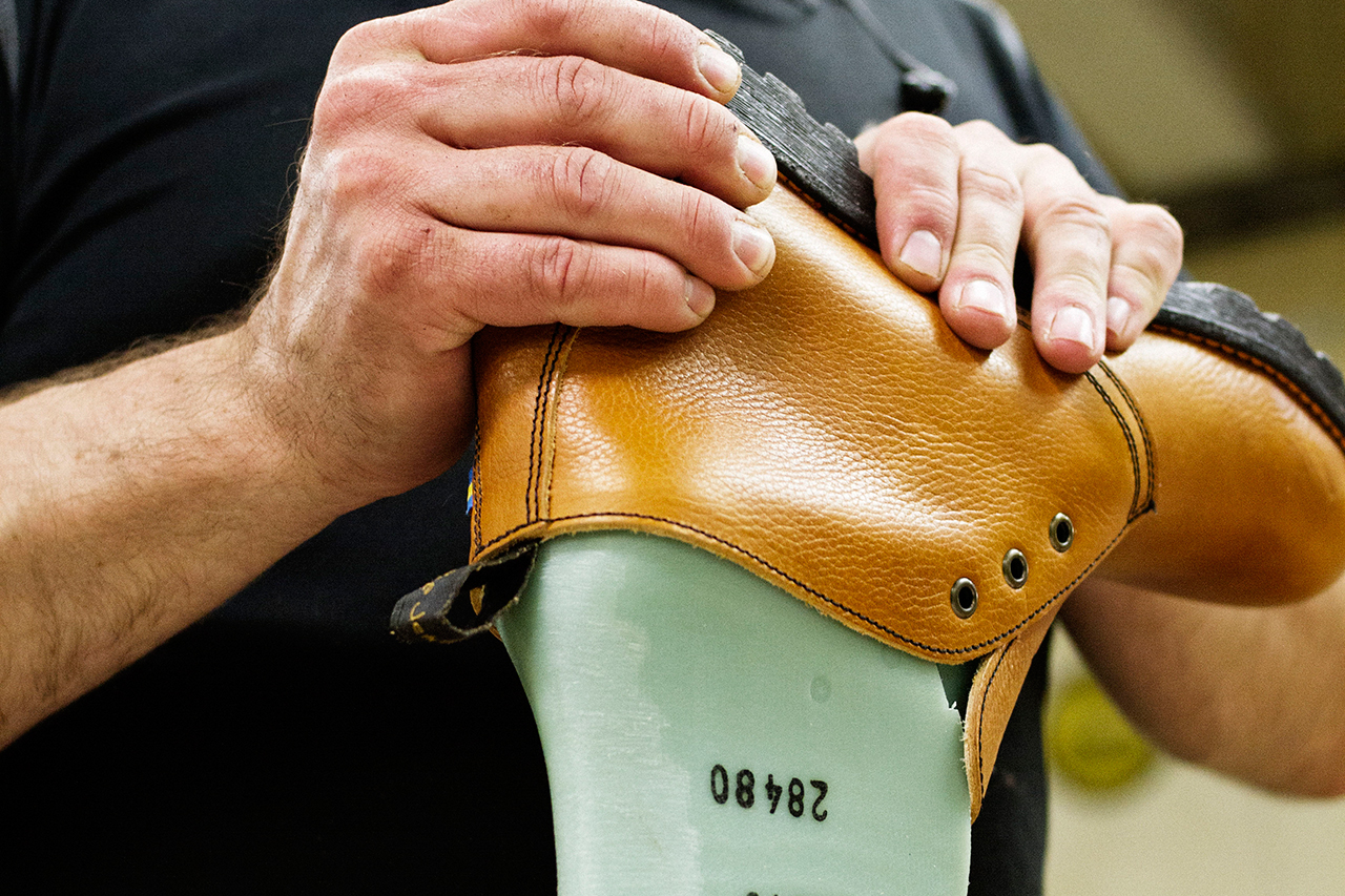 Nudie Jeans 2013 Summer Leather Boots