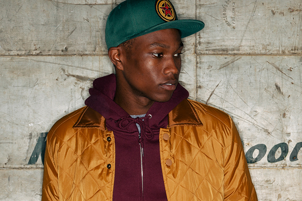 OBEY 2013 Fall Lookbook