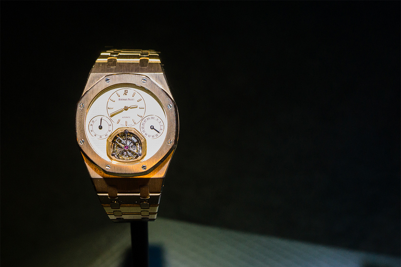 Octavio Garcia of Audemars Piguet on the Importance of Design