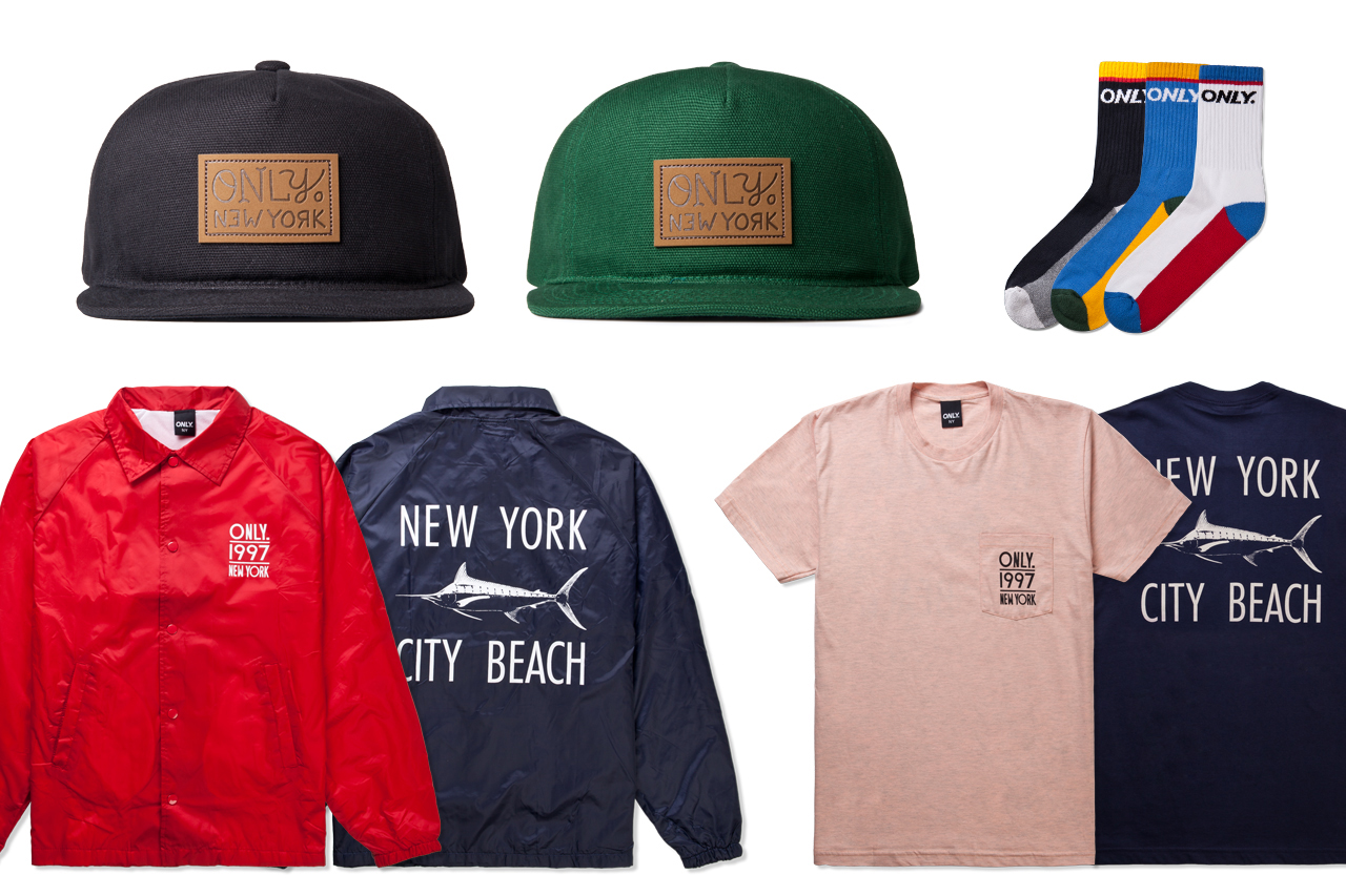 ONLY NY 2013 Summer Collection