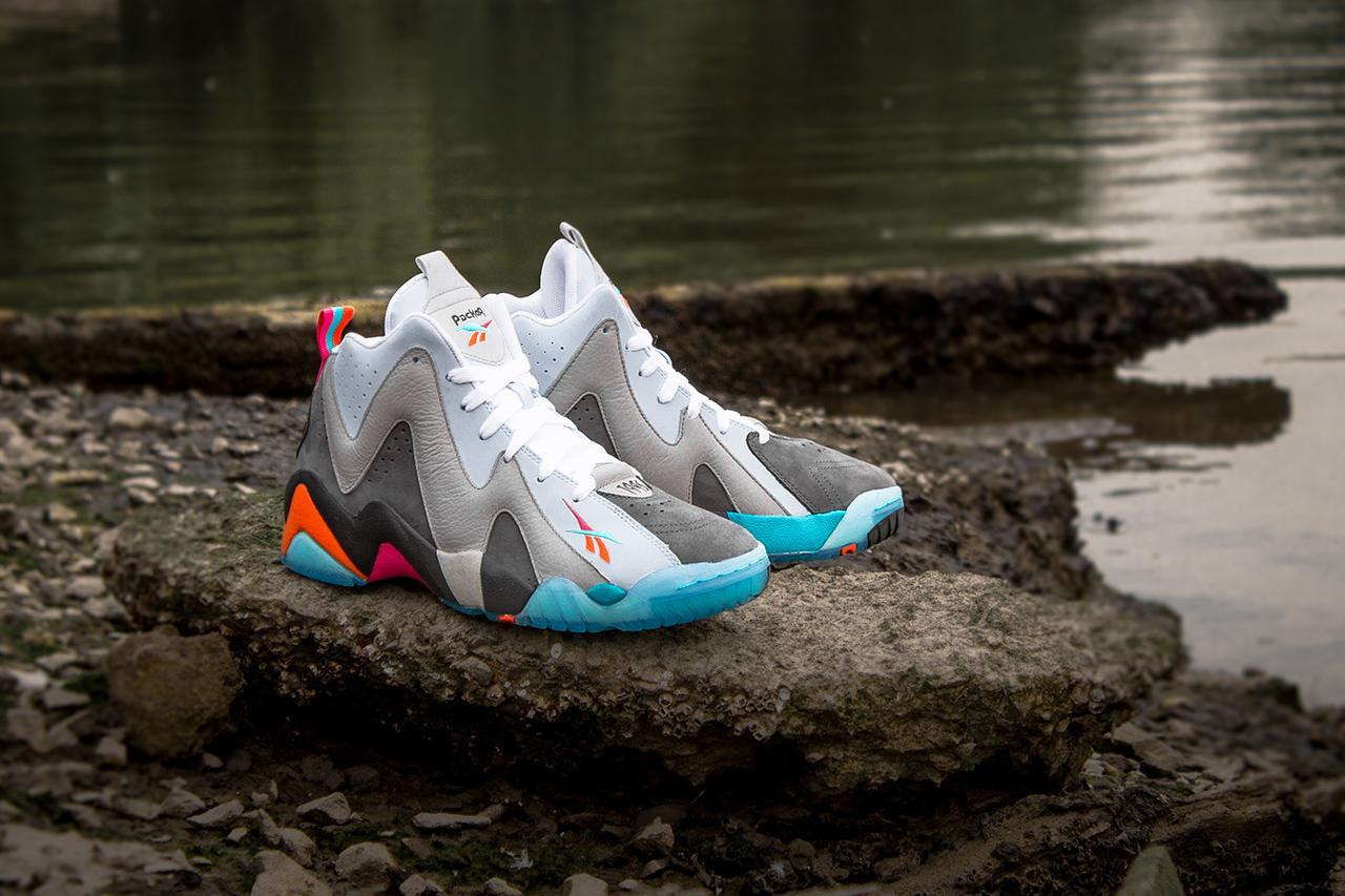 """Packer Shoes x Reebok Kamikaze II """"Remember the Alamo"""""""