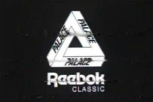 Palace Skateboards x Reebok Classics 2013 Summer Collection Teaser