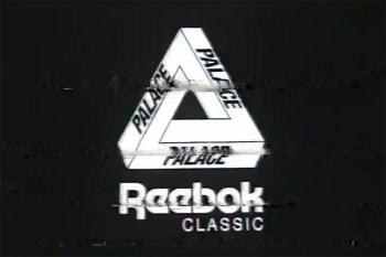 Palace Skateboards x Reebok Classics 2013 Summer Collection Teaser
