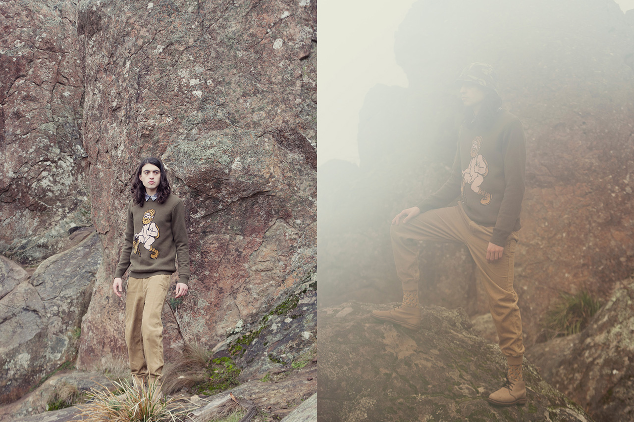 PAM 2013 Fall/Winter Lookbook