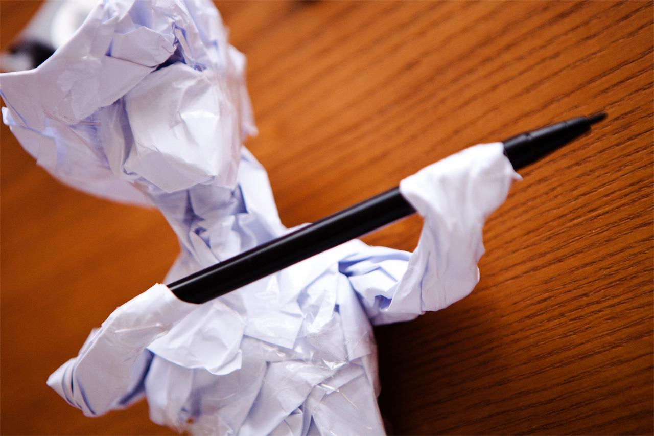 Pen & Paper: CYRCLE.