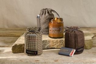 Pendleton Woolen Mills Thomas Kay x Joya Candle