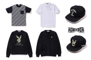 Playboy x A Bathing Ape 2013 Summer Collection