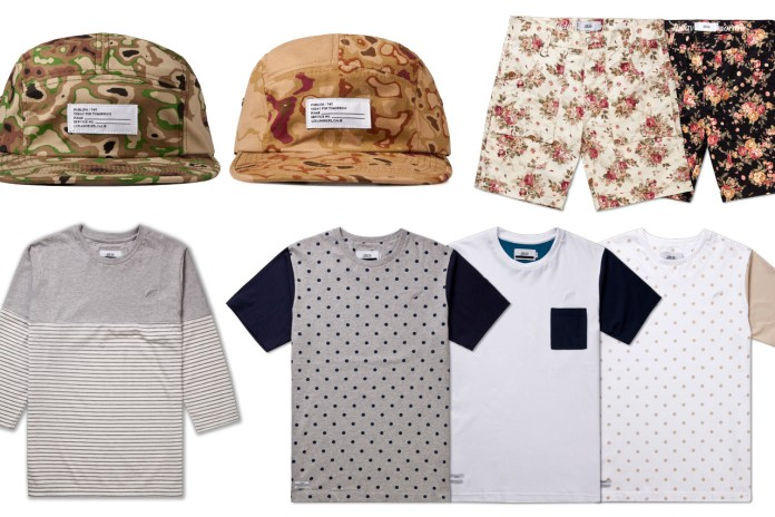 """Publish 2013 Summer """"The Vanity Man"""" Collection"""