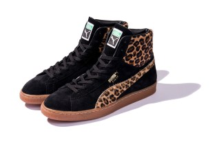 "PUMA 2013 Fall/Winter Takumi Made In Japan ""Animal"" Collection"