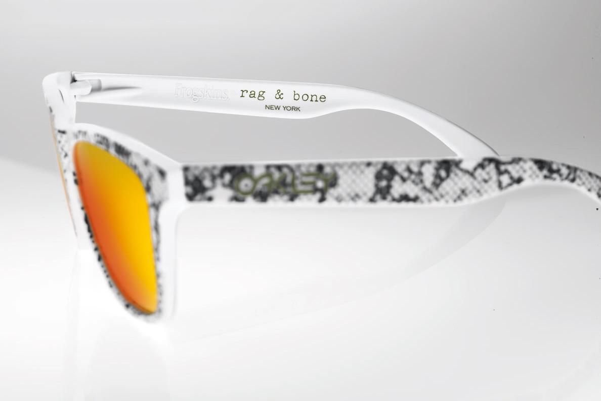 rag & bone x Oakley 2013 Spring/Summer Frogskins