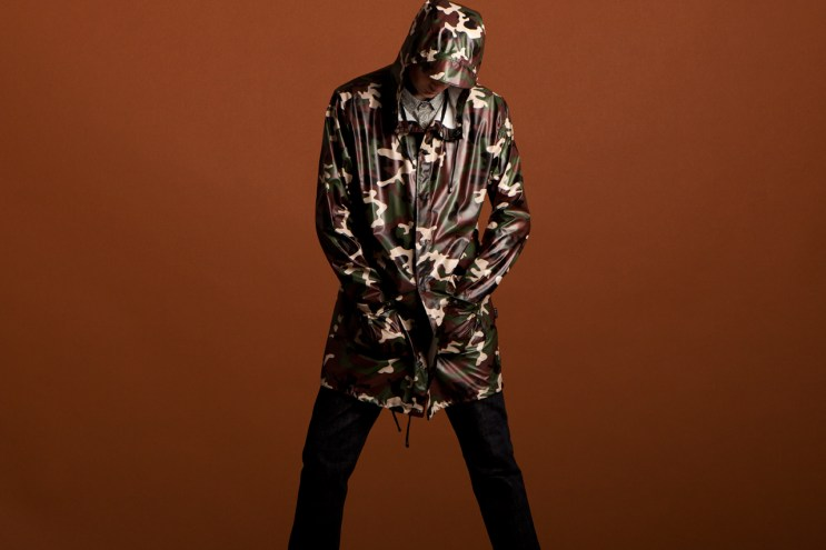 RAINS 2013 Spring/Summer Collection