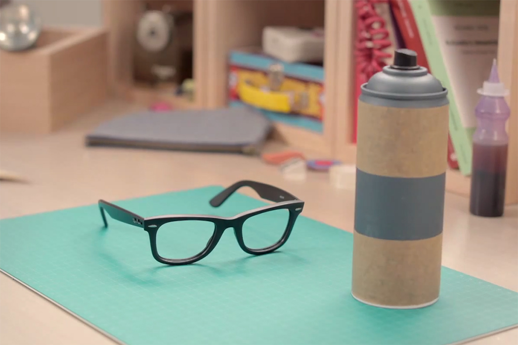 Ray-Ban Remix Lets You Customize Your Own Sunglasses