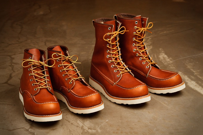 red wing heritage oro legacy 875 877