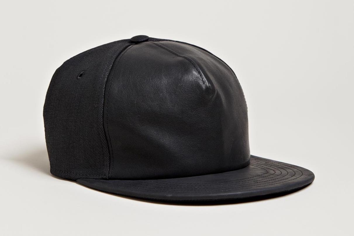Rick Owens Drkshdw Caps