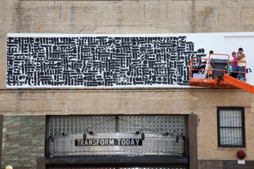 Rostarr for Absolut Open Canvas in Brooklyn