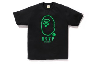 RSVP Gallery x A Bathing Ape 2013 Capsule Collection