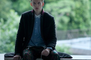 "honeyee: sacai 2013 Fall/Winter ""Man in sacai"" Editorial"
