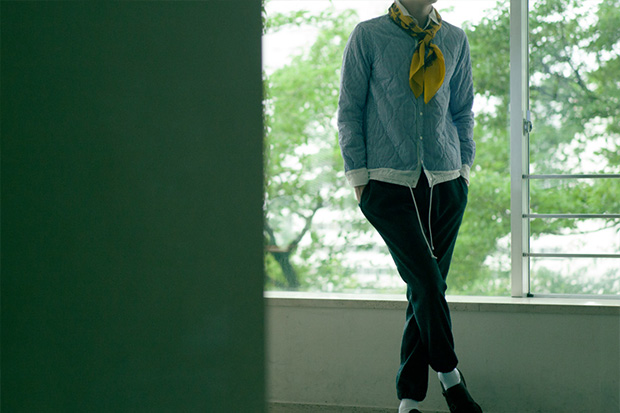 "honeyee: sacai 2013 Fall/Winter ""Man in sacai"" Editorial"