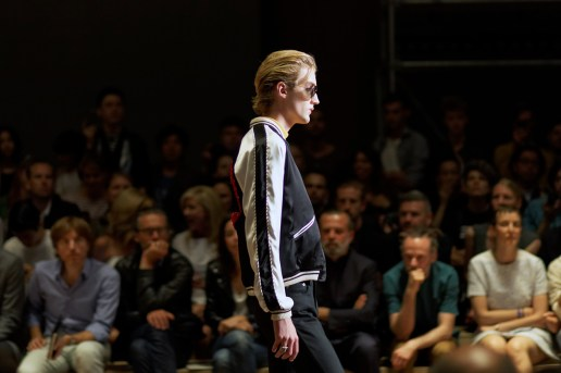 A Candid Look at Saint Laurent's 2014 Spring/Summer Show