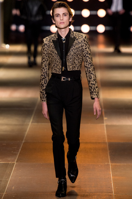Saint Laurent 2014 Spring/Summer Collection