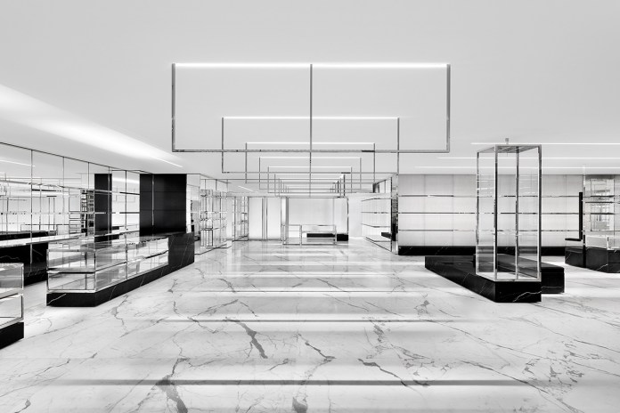 Saint Laurent Alexandra House Store