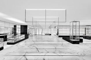 Saint Laurent Alexandra House Store