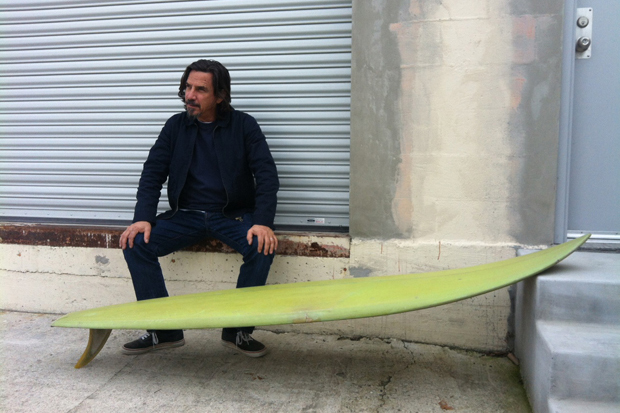 shawn stussy on shaping surfboards and the stussy script