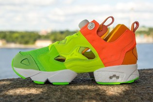 "Sneakersnstuff x Reebok Pump Fury ""Popsicle"""