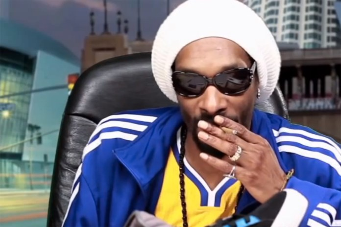 Snoop Lion Teaches Larry King How to Rap While Getting High