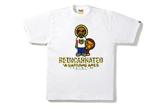 Snoop Lion x A Bathing Ape 2013 Capsule Collection