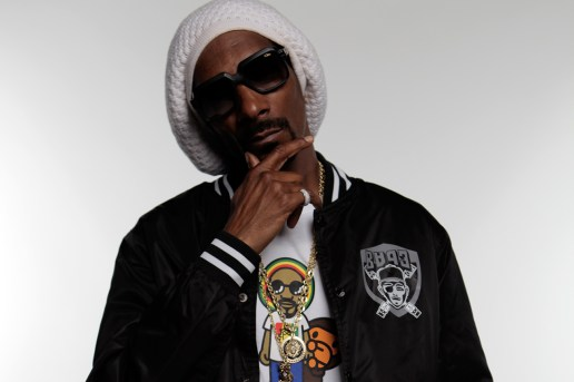 Snoop Lion x A Bathing Ape 2013 Capsule Collection Lookbook