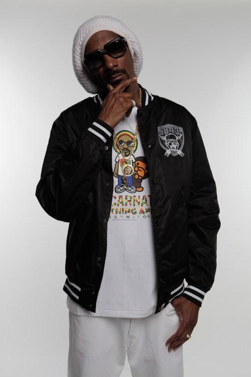 Snoop Lion x A Bathing Ape 2013 Capsule Collection Lookbook