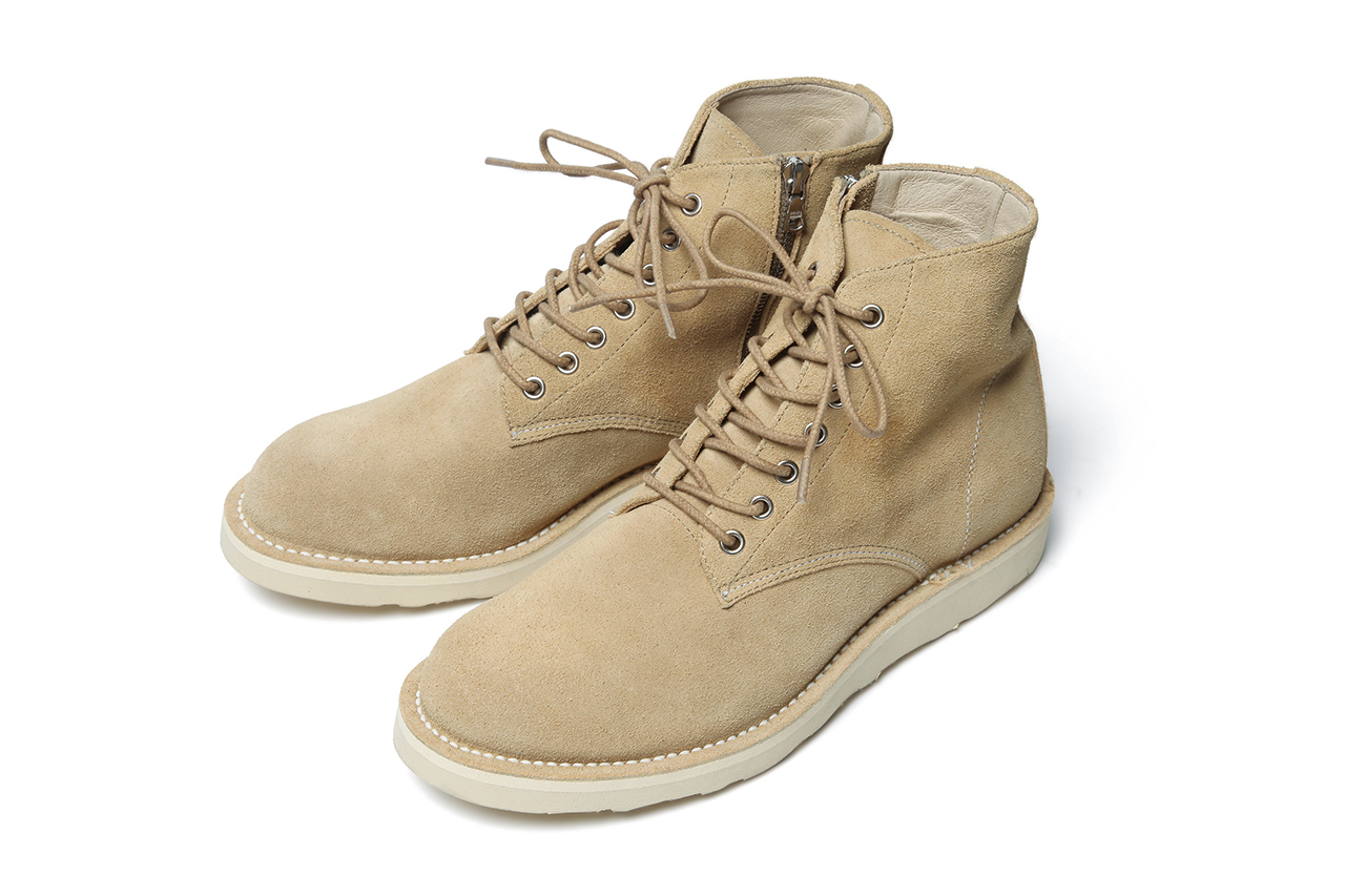 sophnet 2013 fall winter 7 hole zip up work boots