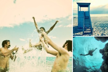 Last Week to Enter Sperry Top-Sider's The Sea Project