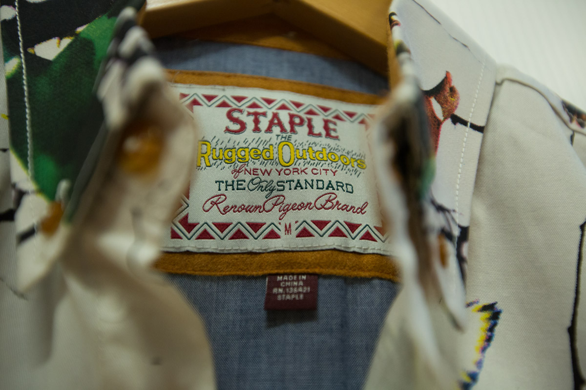 Agenda NYC Summer 2013: Staple 2013 Fall/Winter Preview