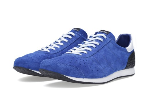 Stone Island 2013 Fall/Winter Suede Sneaker