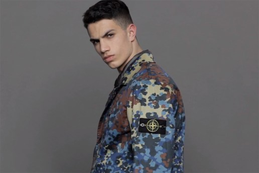 Stone Island 2013 Fall/Winter Video Lookbook