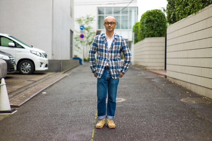 Streetsnaps: Eiichiro Homma of nanamica