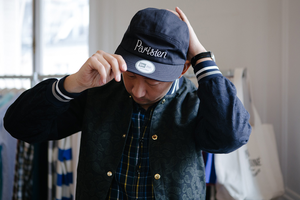 Streetsnaps: Masaya Kuroki of Kitsuné
