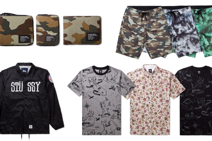 Stussy 2013 Summer Collection