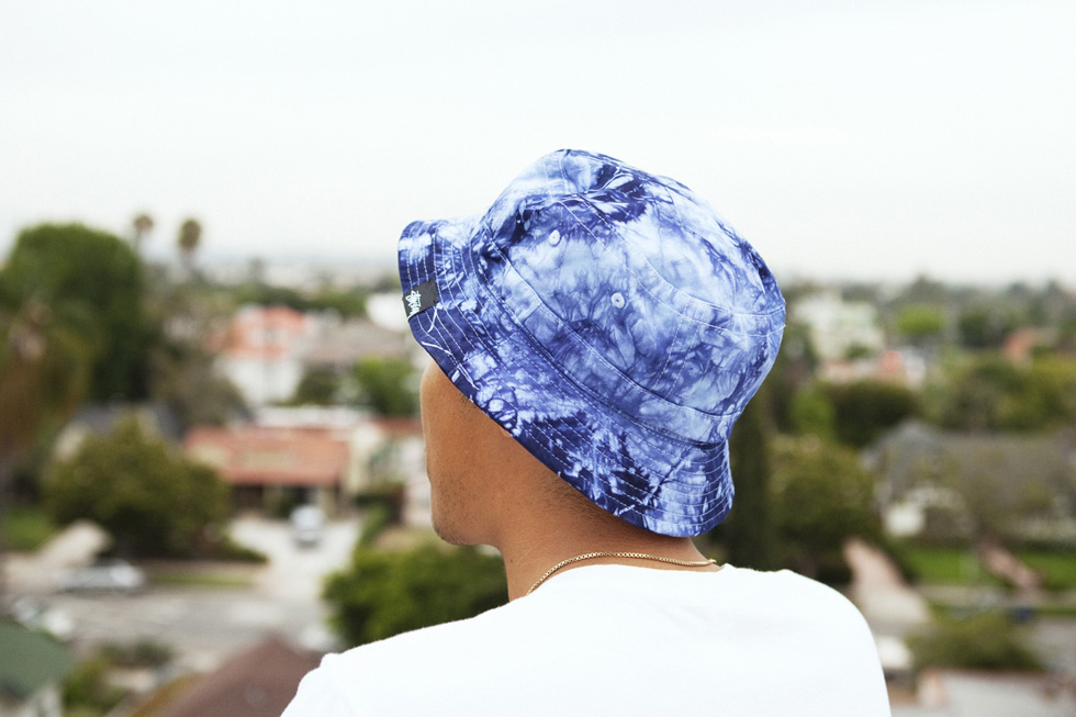Stussy 2013 Summer Tie-Dye Collection